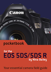 EOS 5DS pocketbook cover