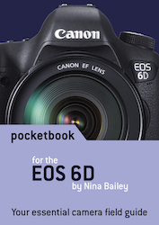 EOS 6D pocketbook cover