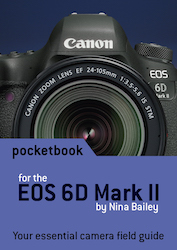 EOS 6D Mark II pocketbook cover