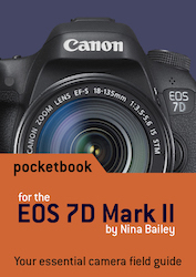 EOS 7D II pocketbook cover
