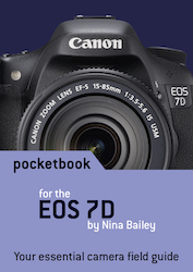 EOS 7D pocketbook cover