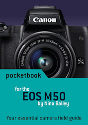 EOS 1300D pocketbook cover