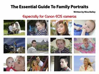 Essential Guide To Portrait Photography Ebook