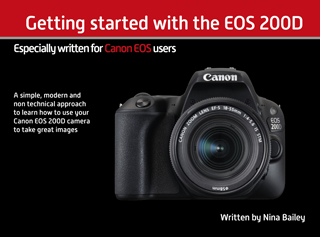 Getting started with the EOS 200D