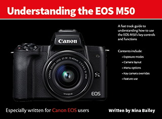 Understanding the EOS M50