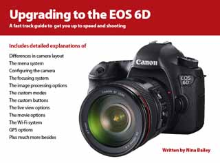 Upgrading to the EOS 6D