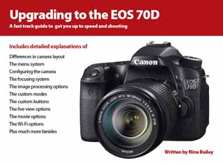 Upgrading to the EOS 70D