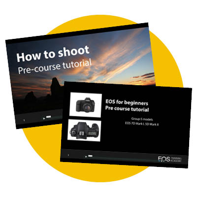 Pre course tutorial lead